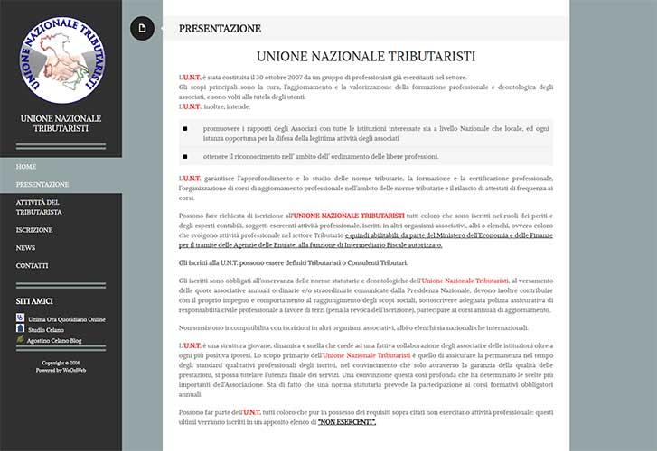 Unione Nazionale Tributaristi